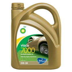 Óleo Motor BP Visco 7000 5W30 C3 4L - BP5W30/4#BP
