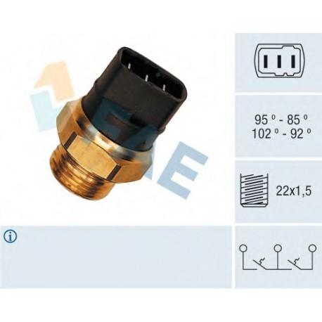 FAE 37820 Interruptor de temperatura, ventilador do radiador - FAE37820