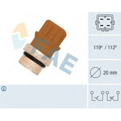 FAE Interruptor Temperatura Luz Avisadora Líquido Refrigera. - FAE35580