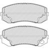 FERODO FVR4314 Jogo de pastilhas para travão de disco - FVR4314#FER