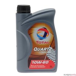 Óleo Motor TOTAL Quartz Racing 10w60 1L - T10W60/1#TOT