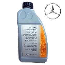 Oleo Motor Mercedes 229.51 5w30 Original 1L