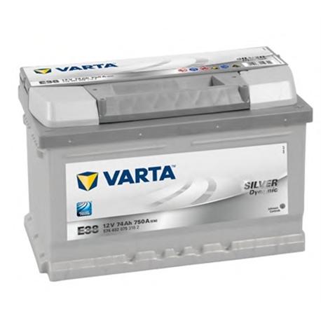 VARTA 5744020753162 SILVER DYNAMIC 74Ah - E38#VAR
