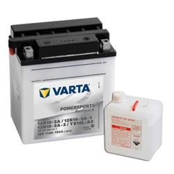 VARTA MOTO-12V 11Ah 150 AEN 136x91x146 - YB10L-A2#VAM