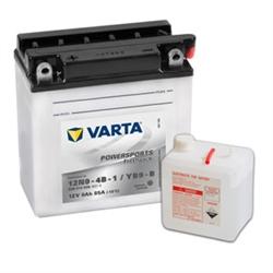 VARTA MOTO-12V 9Ah 85 AEN 136x76x139 - 12N9-4B-1#VAM