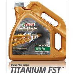 Oleo Motor Castrol Edge 10W60 Titanium FST 4L