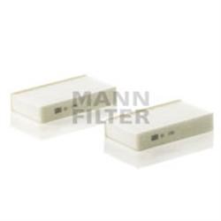 MANN-FILTER CU 1721-2 Filtro, ar do habitáculo - CU1721-2#MAN