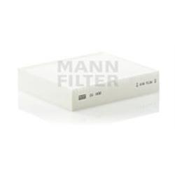 MANN-FILTER CU 1830 Filtro, ar do habitáculo - CU1830#MAN