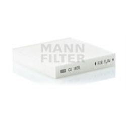 MANN-FILTER CU 1835 Filtro, ar do habitáculo - CU1835#MAN