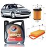 Pack Manutenção Peugeot 206/307 1.4 HDI - PACK_PEU01