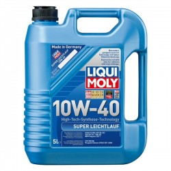 Liqui Moly Super Leichtlauf 10W40 - 5L - LM1301