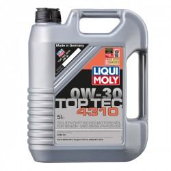 Liqui Moly Top Tec 4310 0W30 5L - LM2362
