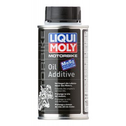 Motorbike Oil Additive MoS2 125ml - LM1580