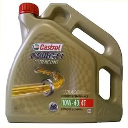 Castrol Power 1 Racing 4T 10W40 4L - MO4T00104#CAS