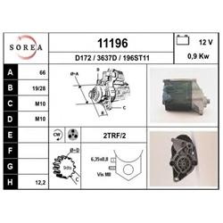 EAI 11196 Motor de arranque - 11196#EAI