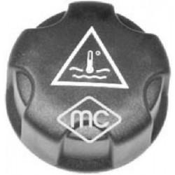 Metalcaucho 03881 Tampa, depósito do líquido de refrigeração - 03881MC