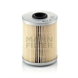 MANN-FILTER P 718 x Filtro de combustível - P718x#MNN