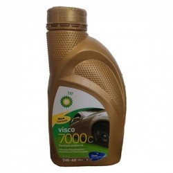 Óleo Motor BP Visco 7000C 5W40 1L