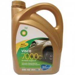 BP Visco 7000C 5W40 4L-4008177073809