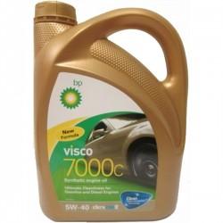 Óleo Motor BP Visco 7000C 5W40 4L