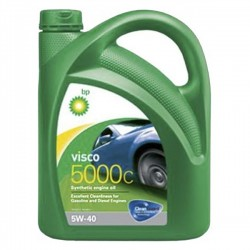 BP Visco 5000C 5W40 4L - 4008177117558