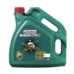 Oleo Motor Castrol Magnatec 5W40 C3 4L - C5W40/4#CAS