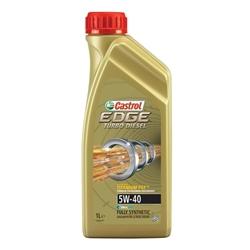 Oleo Motor Castrol EDGE TD TITANIUM  5W40 1L - C5W40EDGE/1#CAS