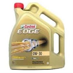 Oleo Motor Castrol EDGE 0W30 5L - C0W30EDGE/5#CAS