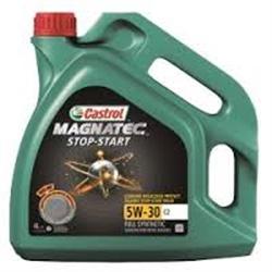 Oleo Castrol Magnatec Stop-Start 5W30 C2 4L - CSS5W30C2/4#CAS