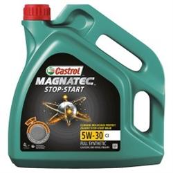 Oleo Motor Castrol Magnatec Stop-Start 5W30 C3 4L