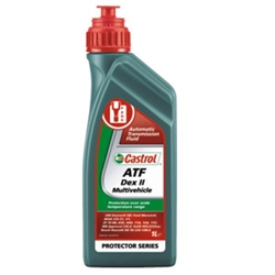 ATF Castrol Dex II Multivehicle 1L - 154C83#CAS