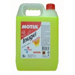 Anticongelante G12 Long-Life MOTUL 50% Amarelo 5L - MOTUL103329