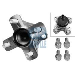 RUVILLE 3901 Jogo de rolamentos de roda - 3901#RUV