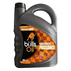 Óleo Motor Bulls Oil Protek ESP 5W40 5L - B3C5#BUL