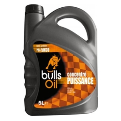 Bulls Oil 5W30 Peugeot Citroën 100% Synthétique 5L - B6C5#BUL