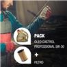 Pack Manutenção Castrol Professional 5W30 + Filtro - PACK_VAG_CASP1