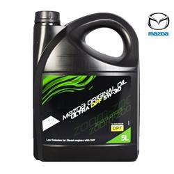 Oleo Motor Mazda Original Ultra 5W30 5L - MAZDAN5W30/5#DIV
