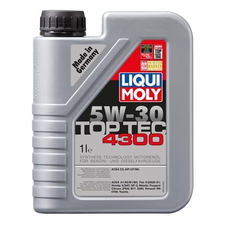 Liqui Moly Top Tec 4300 5W30 1L - 2323#LIQ