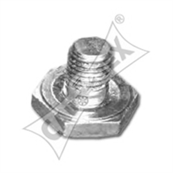 CAUTEX 031129 Bujão roscado, cárter de óleo - 031129#CTX