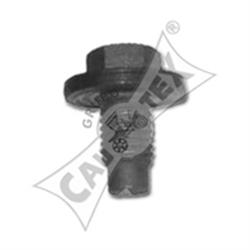 CAUTEX 081013 Bujão roscado, cárter de óleo - 081013#CTX