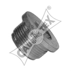CAUTEX 180934 Bujão roscado, cárter de óleo - 180934#CTX