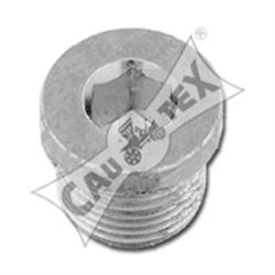 CAUTEX 180935 Bujão roscado, cárter de óleo - 180935#CTX