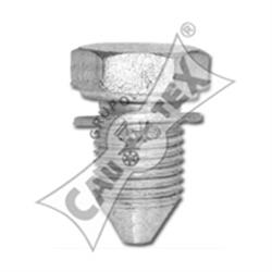 CAUTEX 461071 Bujão roscado, cárter de óleo - 461071#CTX