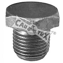CAUTEX 952000 Bujão roscado, cárter de óleo - 952000#CTX