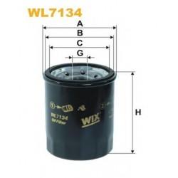 WIX FILTERS WL7134 Filtro de óleo