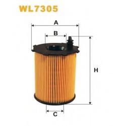 WIX FILTERS WL7305 Filtro de óleo - WL7305