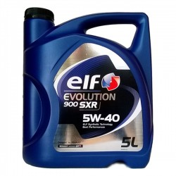 ELF Evolution 900 SXR 5W40 RN0710 5L - 3267025010873