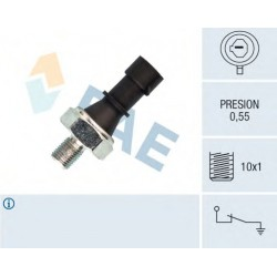 Interruptor pressão óleo FAE -  Opel, Fiat - FAE12436