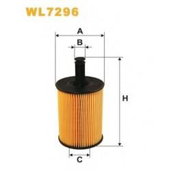WIX FILTERS WL7296 Filtro de óleo-WL7296