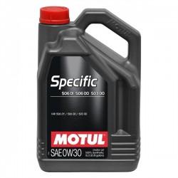 Motul Specific VW 503.00 506.00/01 0W30 - 5 Litros - Motul101171